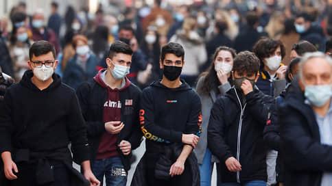 Италию продолжает штаммить  / Новые мутации коронавируса грозят вернуть страну в «красную зону»