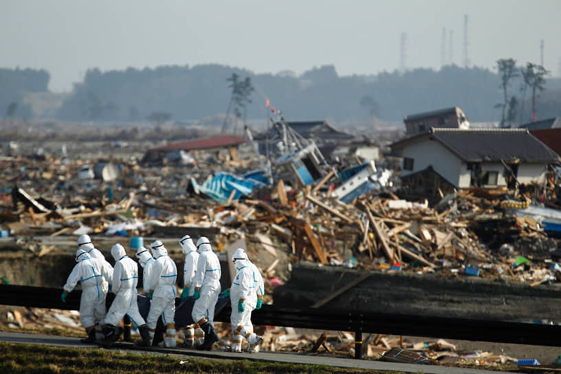 По информации МАГАТЭ, облучение от радиации получили около 20 тыс. ликвидаторов аварии и жителей пострадавших районов