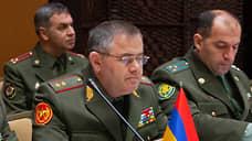 Новый глава Генштаба Армении Артак Давтян