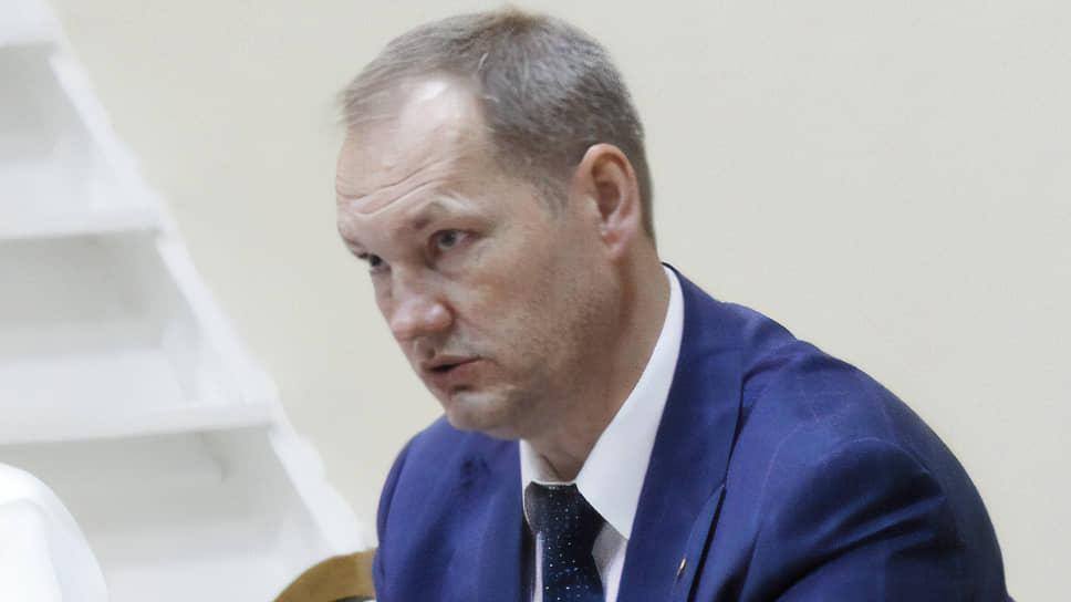 Заместитель главы МЧС Татарстана Олег Степущенко