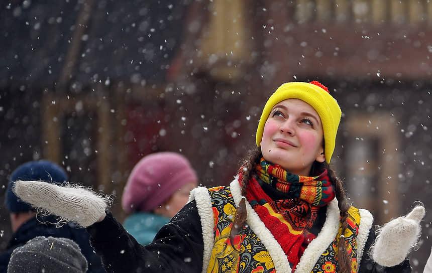 Гуляния в музее-заповеднике «Горки Ленинские»