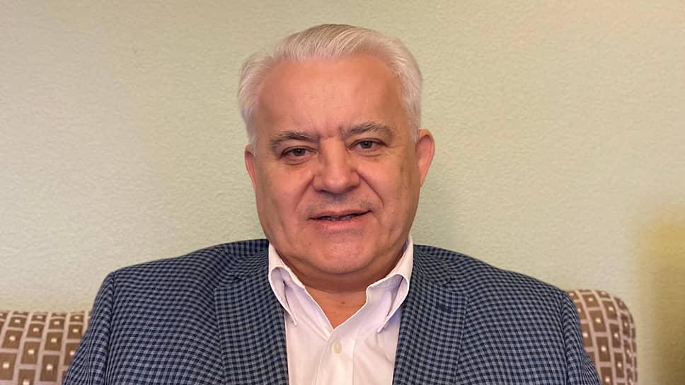 Президент компании «Александра» Александр Белозерцев