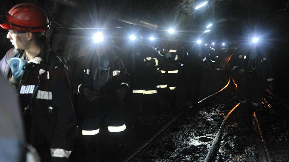 ФНС спускается в шахты
