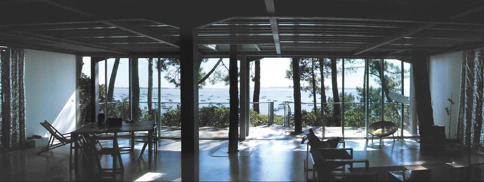 Жилой дом на мысе Кап Ферре на юго-востоке Франции