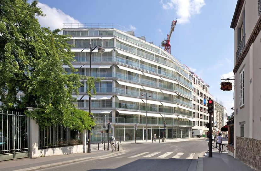 Социальное жилье в Париже
