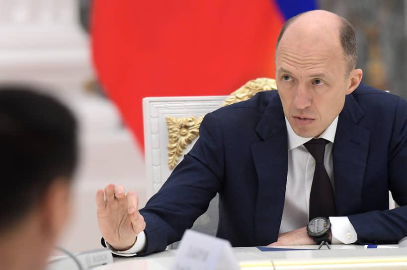 Глава Республики Алтай Олег Хорохордин в конце 1980-х–начале 1990-х работал в Барнауле дворником