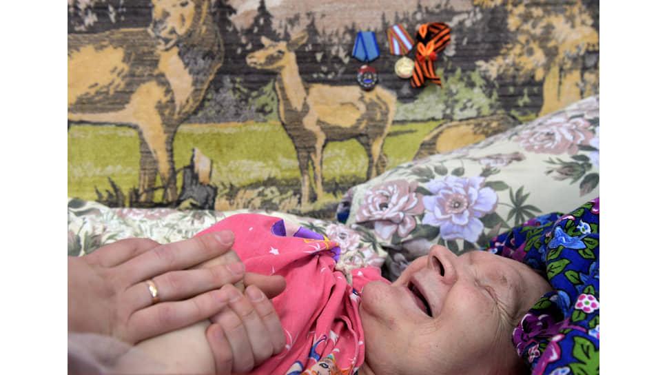 До болезни Нина Рябинина более 30 лет проработала в совхозе