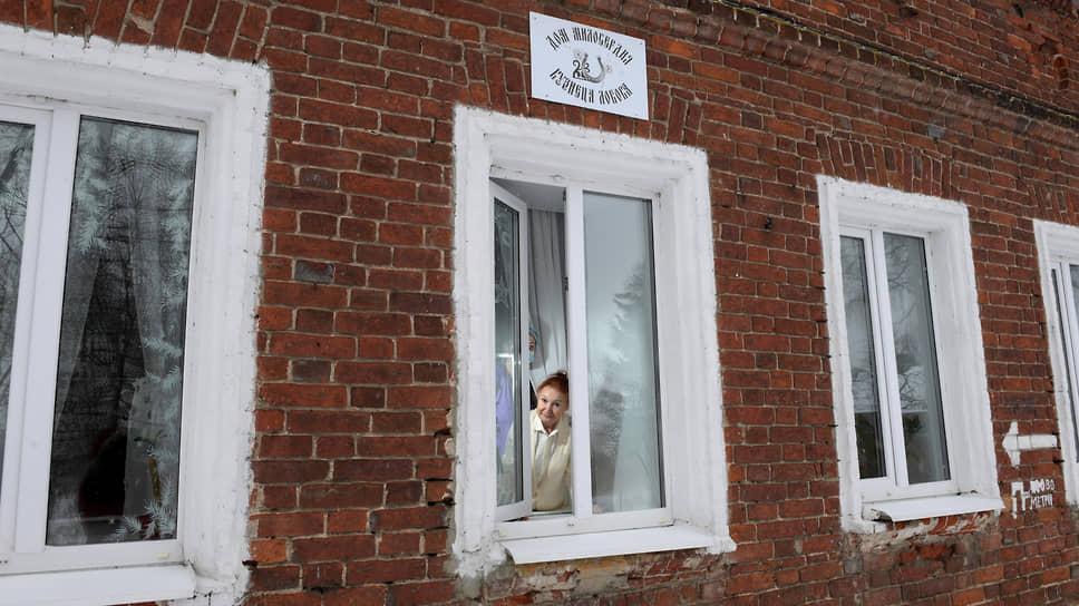 Дом милосердия кузнеца Лобова  под патронажем благотворительного фонда помощи хосписам «Вера»