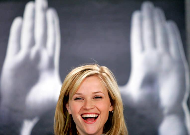 Известность пришла к Риз Уизерспун после роли Дженнифер в комедии «Плезантвиль» (1998), где ее партнером был Тоби Магуайр. Фильм «Жестокие игры» (1999) принес ей статус звезды. Одна из самых известных ролей Уизерспун — Эль Вудс в комедии «Блондинка в законе» (2001), которая принесла актрисе номинацию на премию «Золотой глобус»