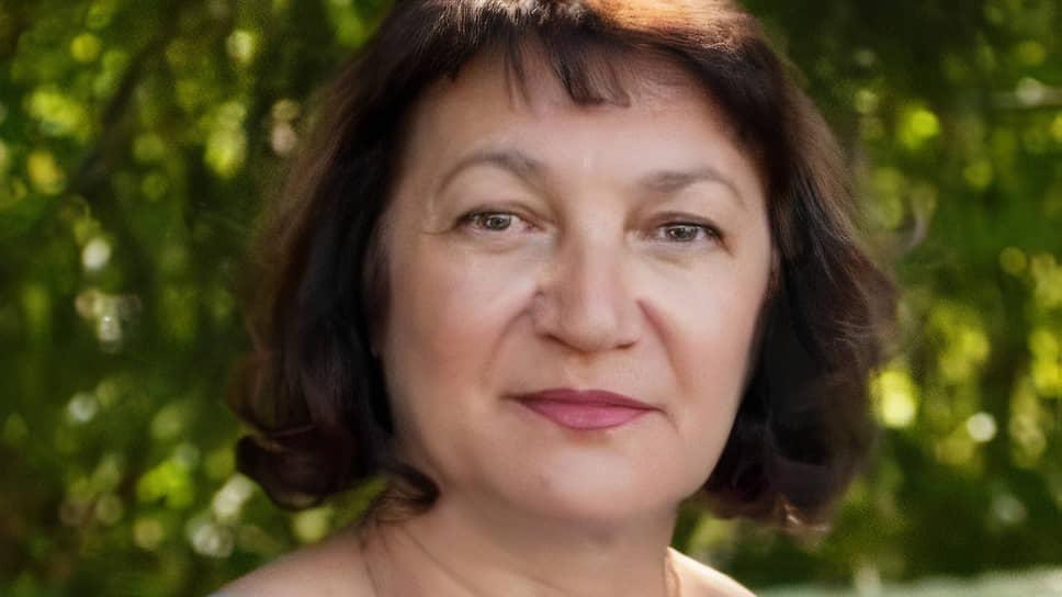 Бывшая глава УИК №374 Светлана Сверчкова