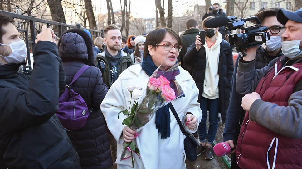 Как Юлия Галямина осталась без мандата