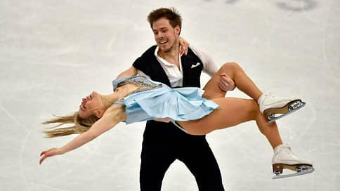 Прошлогодний дождь еще катит  / Виктория Синицына и Никита Кацалапов вышли в лидеры чемпионата мира после ритм-танца