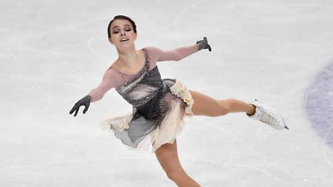 Российские фигуристки упали на пьедестал  / Несмотря на ошибки, они взяли все медали чемпионата мира