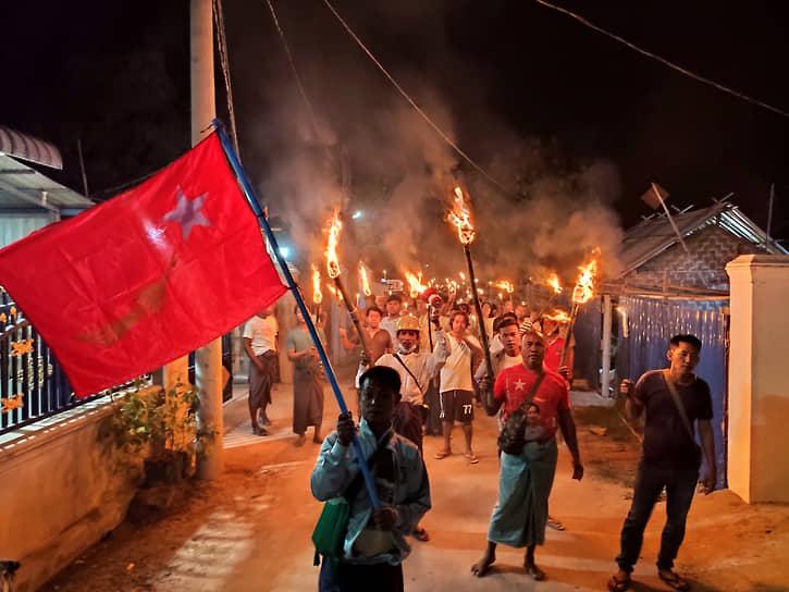 «Суббота стала самым кровавым днем с момента начала демонстраций против переворота», — говорится в заявлении ООН