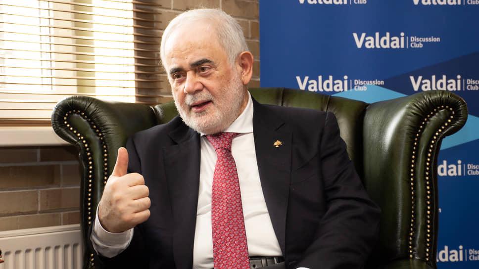 Советник президента Ливана Амаль Абу Зейд