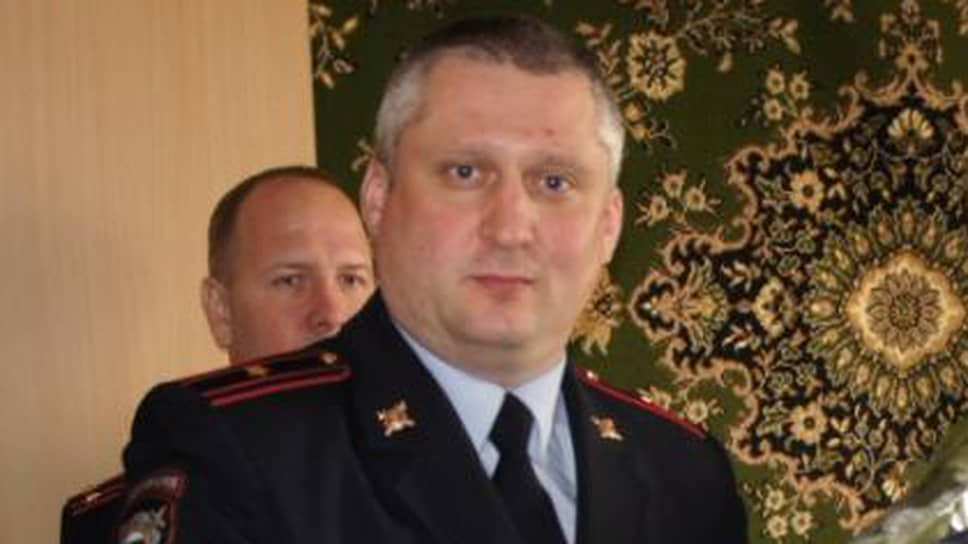 Бывший командир 3-го батальона полка ДПС ГИБДД УМВД по ЦАО Москвы Константин Одиноков