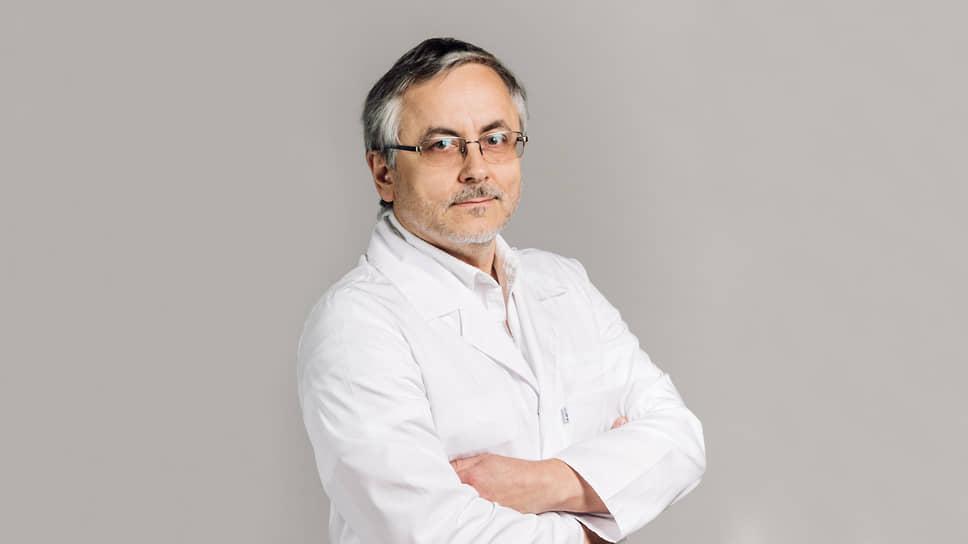 Нефролог Александр Земченков