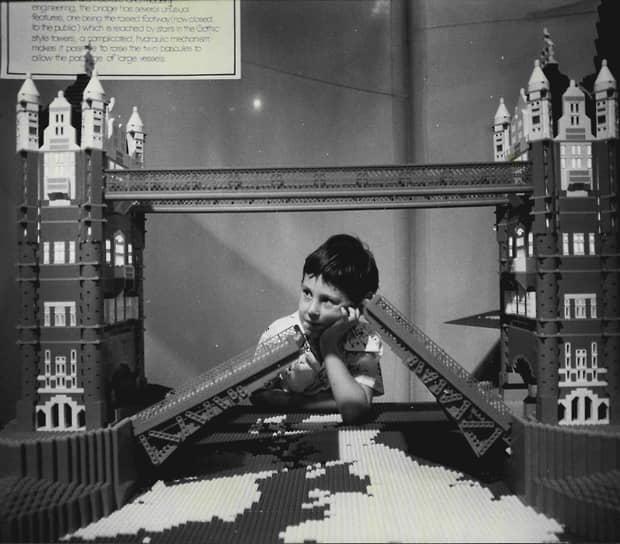 К середине 1960-х наборы Lego продавались уже в полусотне стран