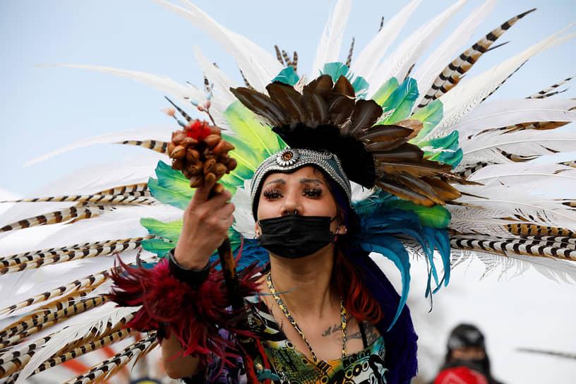 Миннеаполис, США. Танцевальные группы на фестивале