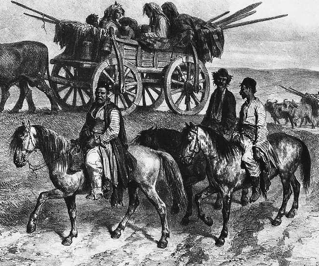 В конце XV века в Европе начали появляться первые антицыганские законы. Так, испанский королевский декрет от 1492 года предписывал цыганам в течение 60 дней покинуть страну. Пойманным после этого срока грозили сотней ударов бича, а в случае рецидива казнью