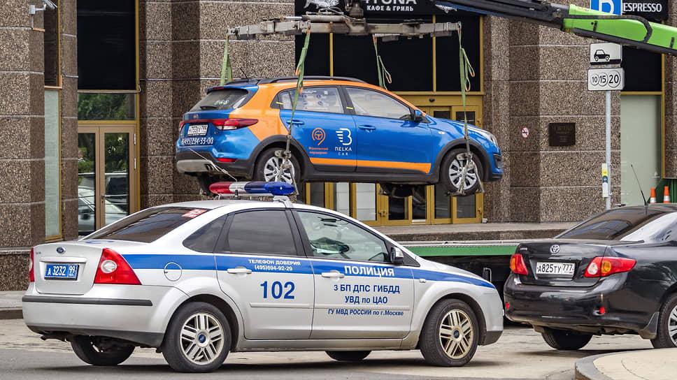 Штрафы и запреты для водителей каршеринга в 2021 году /