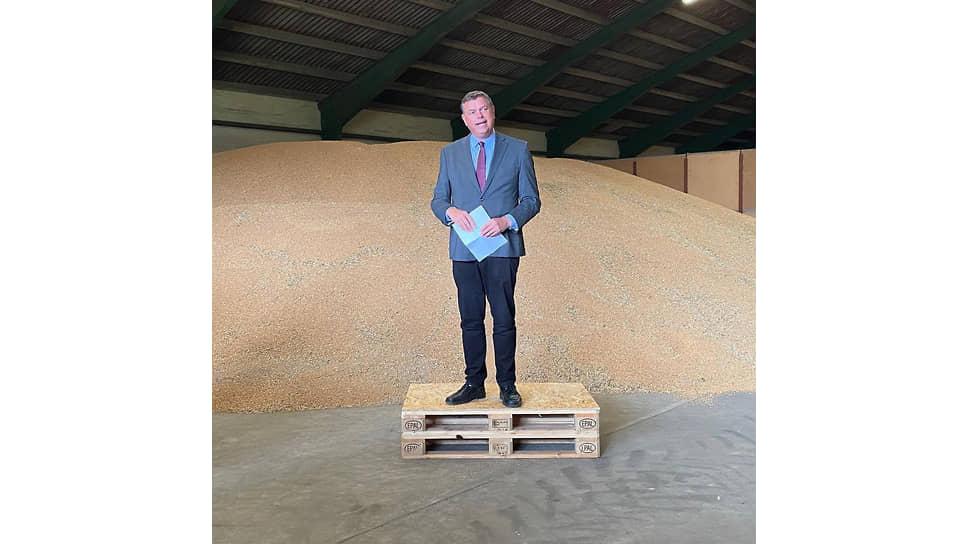 Бывший министр сельского хозяйства Дании Могенс Йенсен