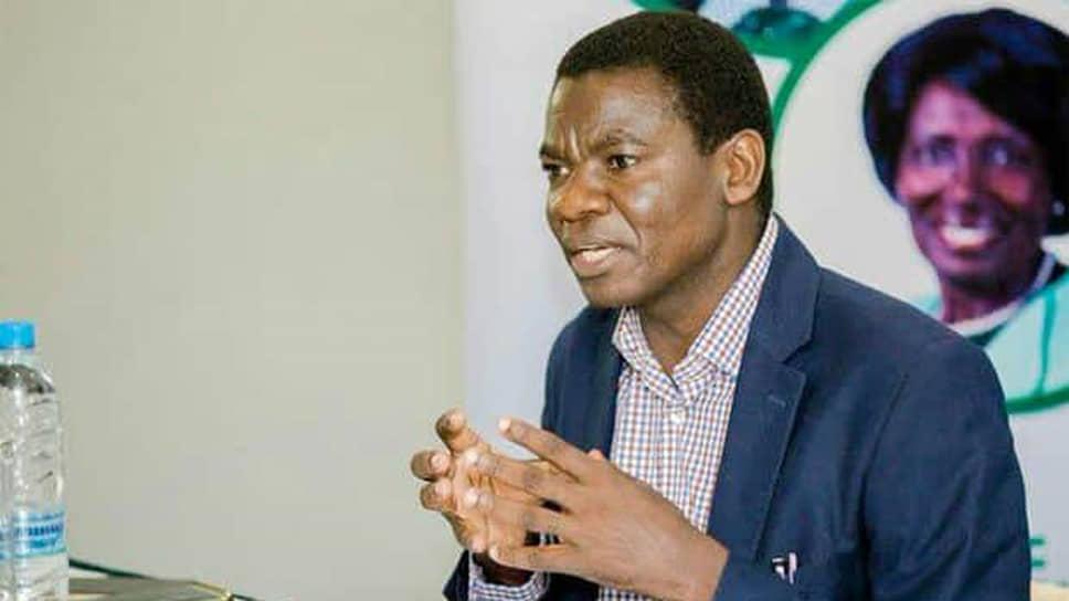 Бывший министр образования Замбии Давид Мабумбу