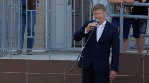 Глава Циолковского не управился со снежным городком // Чиновник записал видео перед арестом за злоупотребления
