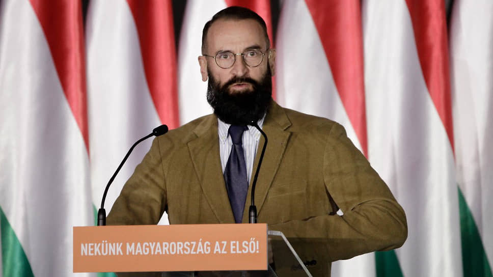 Бывший евродепутат от Венгрии Йожеф Сайер