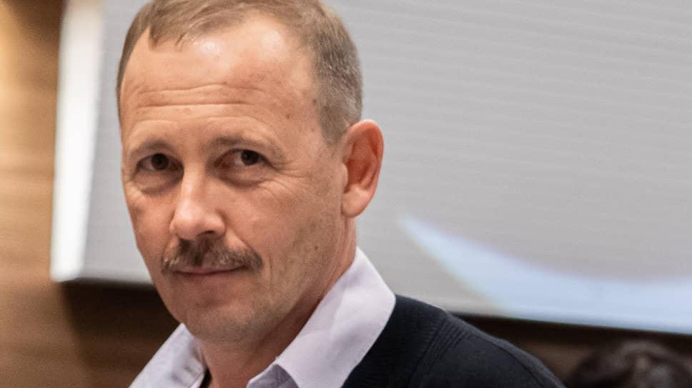 Адвокат Сергей Колосовский