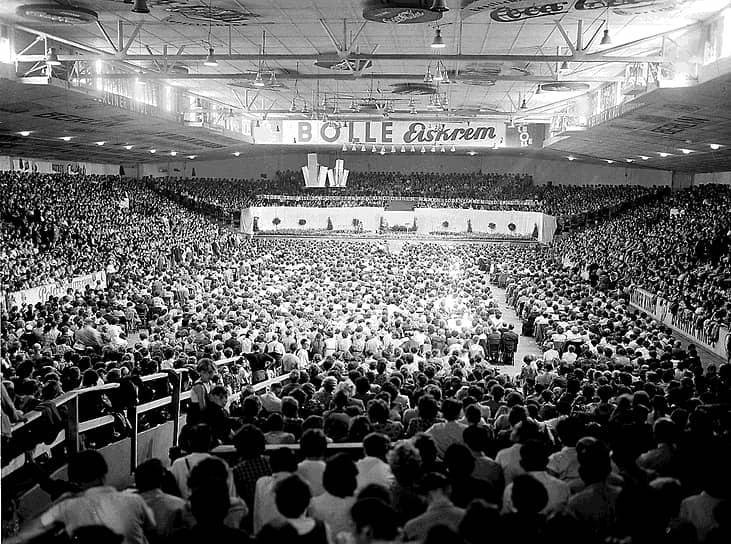 Конгресс иеговистов в Берлинском дворце спорта, 1954 год