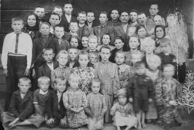 Высланные в Сибирь свидетелей Иеговы, 1952 год