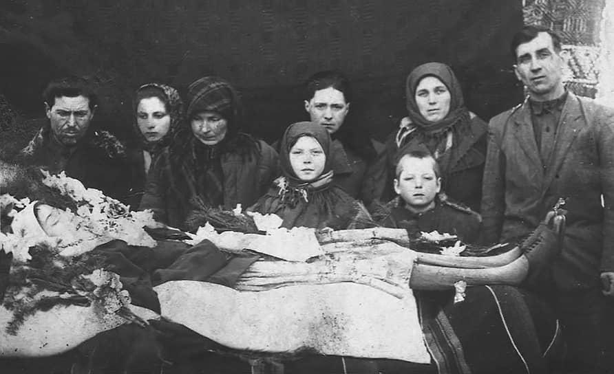 Высланные  в Сибирь свидетели Иеговы, 1950-е гг