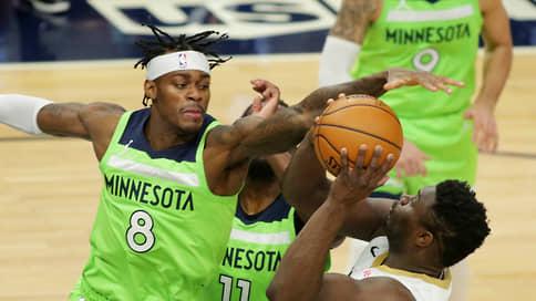 Баскетболисты достанутся бейсболисту  / Клуб НБА «Миннесота Тимбервулвс» покупают за $1,5млрд