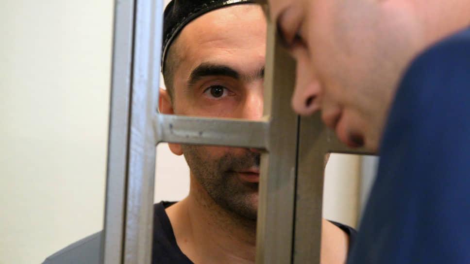 Террорист Али Тазиев