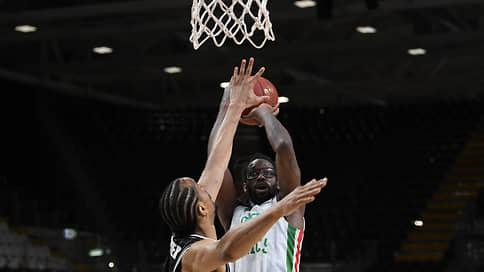 УНИКС поднялся на новый уровень  / Казанцы вышли в финал баскетбольного Кубка Европы