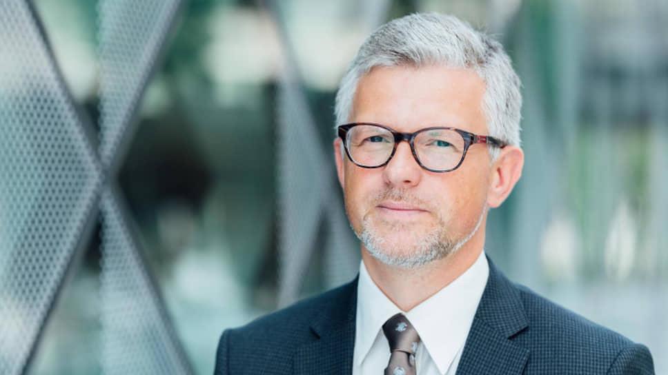 Ambassador of Ukraine to Germany Andriy Melnik