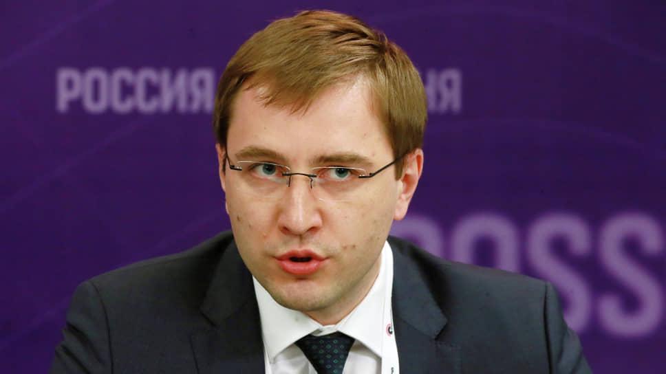 Замруководителя департамента экономической политики и развития города Москвы Леонид Кострома