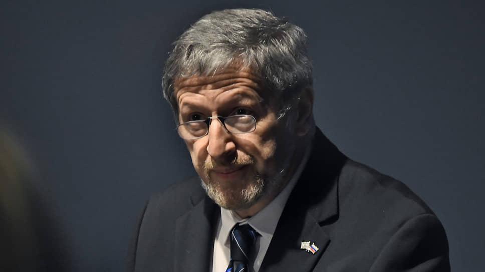 Посол Израиля в России Александр Бен-Цви