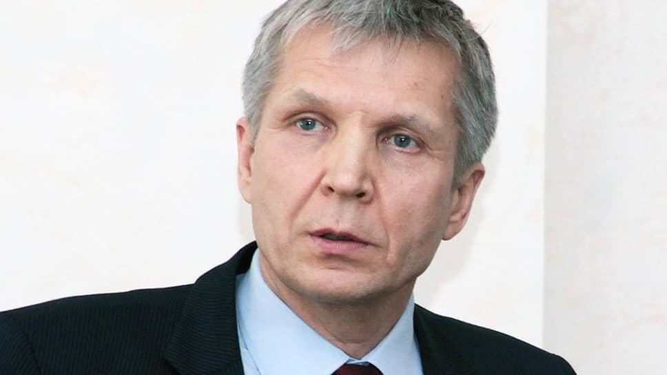 Бывший ректор Байкальского госуниверситета Александр Суходолов