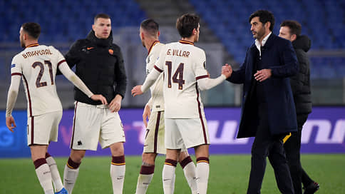«Рому» устроила ничья  / Итальянский клуб прошел «Аякс» в четвертьфинале Лиги Европы