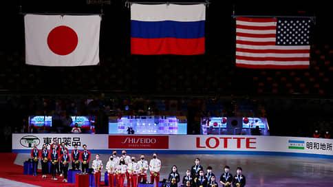 Российские фигуристы отрепетировали Олимпиаду // Сборная РФ выиграла командный чемпионат мира с подавляющим перевесом, став лучшей в трех жанрах