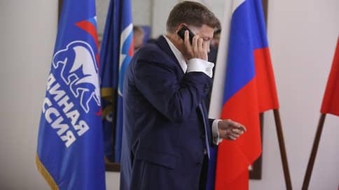 """На бреющем полете  / """"Ъ"""" разбирался, что происходит с рейтингами «Единой России» в год выборов в Госдуму"""