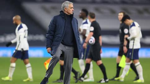 Жозе Моуринью попросили удалиться  / Знаменитый футбольный тренер уволен из «Тоттенхема»