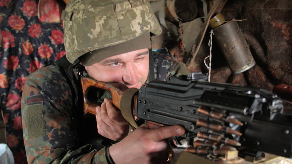 Нет Донбасса без огня