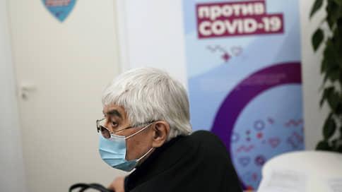 Еда в обмен на вакцинацию // Столичные власти поддержали программу стимуляции прививок для пожилых