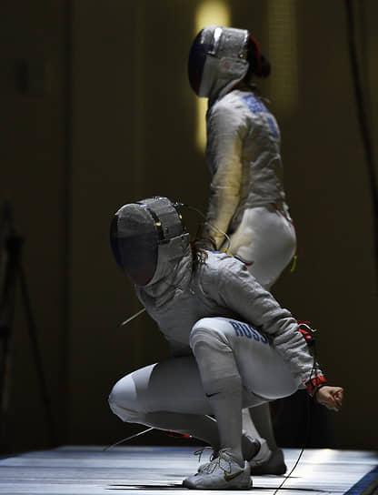 Здесь также тренируются воспитанники спортивной школы олимпийского резерва Новосибирской области по фехтованию