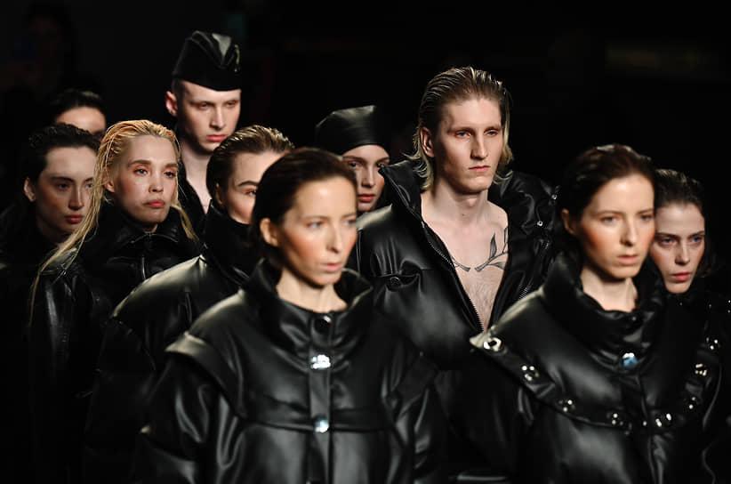 Коллекция бренда BOYARI дизайнера Ольги Бояриновой