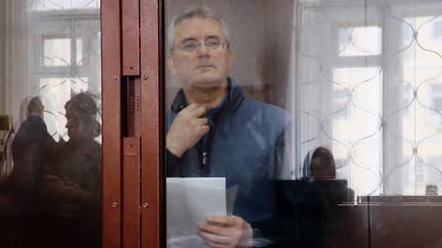 Бывшего губернатора и бизнесмена лишили земли  / Арестовано имущество Ивана Белозерцева и Бориса Шпигеля