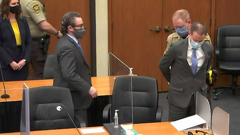 За Флойда ответил // Полицейский Дерек Шовин признан виновным в резонансном убийстве афроамериканца